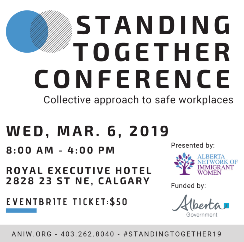 Standing Together Conference 2019